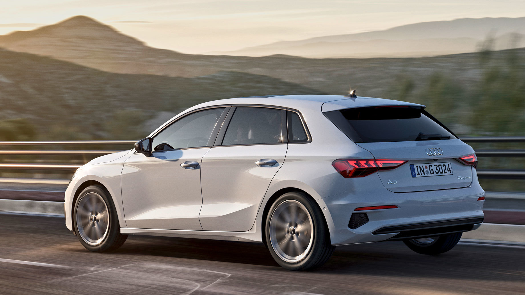 Audi A3 Sportback g-tron вернулся срядом улучшений
