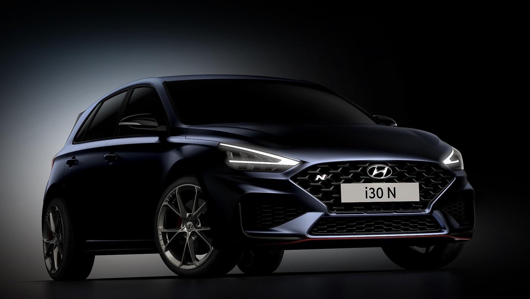 Hyundai i30 n. Предположительно, четырёхцилиндровый «турбомотор» Theta 2.0 T-GDI сохранит прежние показатели. Сейчас агрегат по умолчанию выдаёт 250 л.с. и 353 Н•м, а с пакетом Performance — 275 л.с. при том же крутящем моменте.