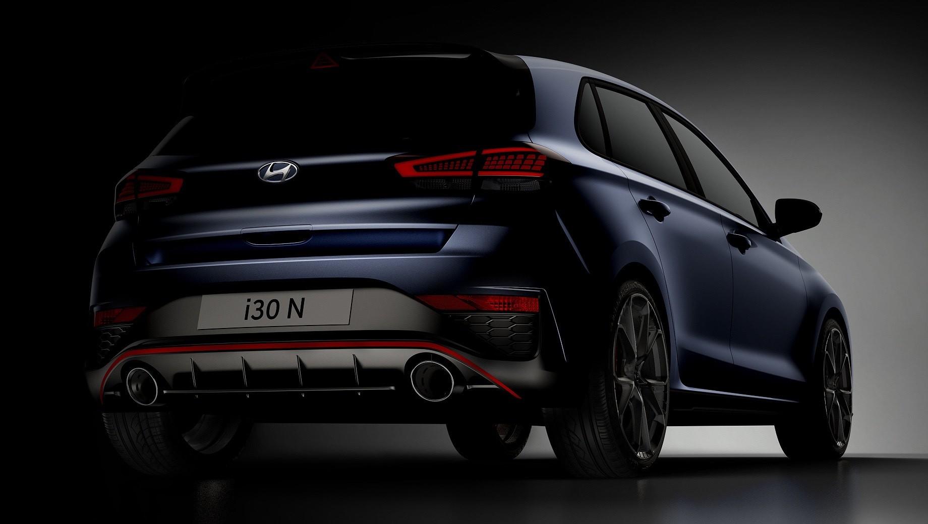 Hyundai i30 N первым вЕвропе получит восьмиступенчатый преселектив