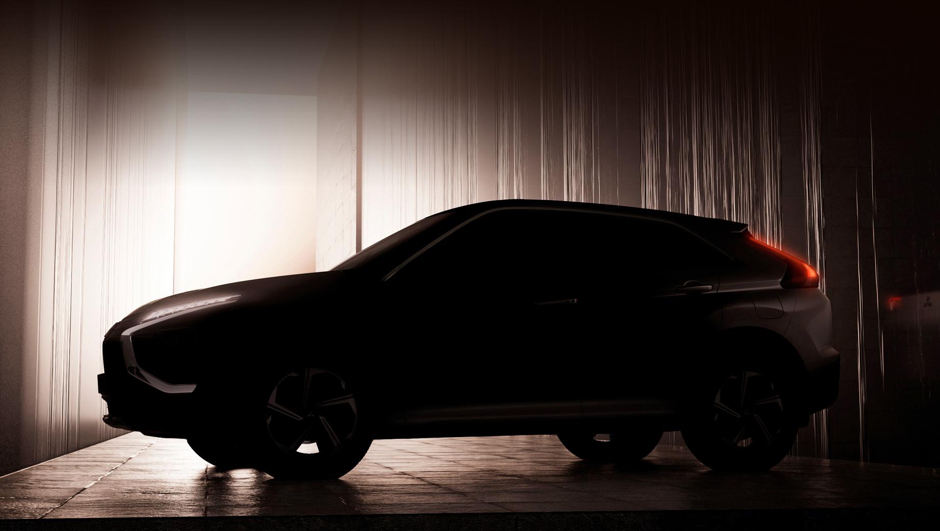 Mitsubishi eclipse cross. Концепты XR-PHEV (2013 год) и XR-PHEV II (2015), предвещавшими сам Eclipse Cross, были гибридами. Но в серию пошла машина с обычными силовыми установками.