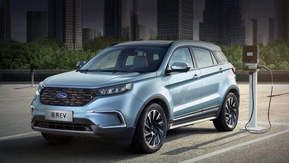 Дополнено: Ford Territory EV увеличил запас хода