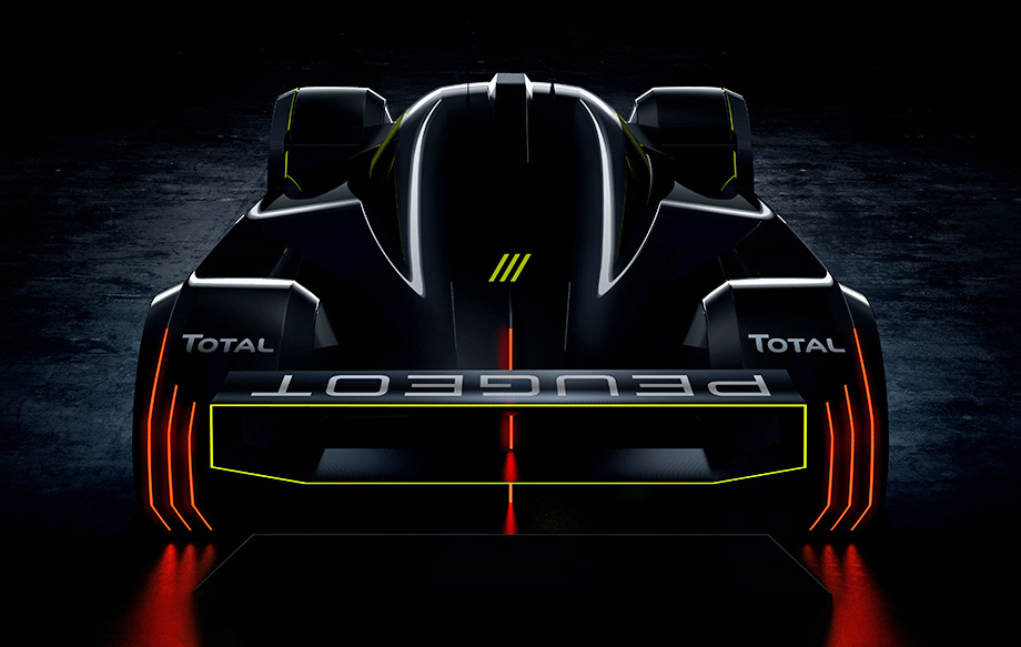 Компания Peugeot рассказала опрототипе LMH 2022 года