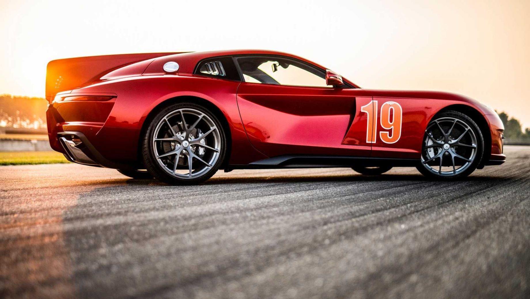 Купе Carrozzeria Touring Aero 3 оказалось переосмысленной Ferrari