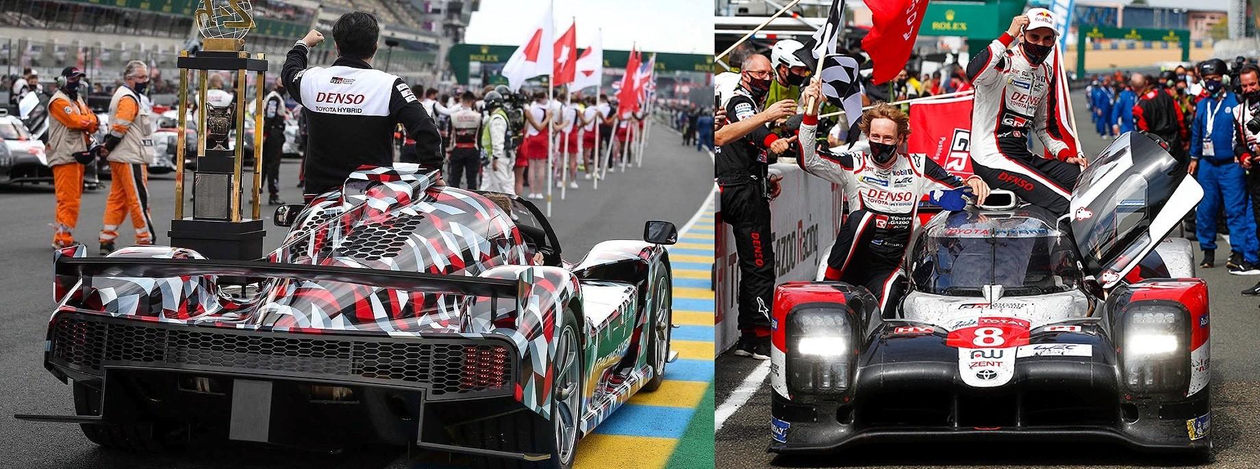 Toyota победила вЛе-Мане ипоказала GR Super Sport