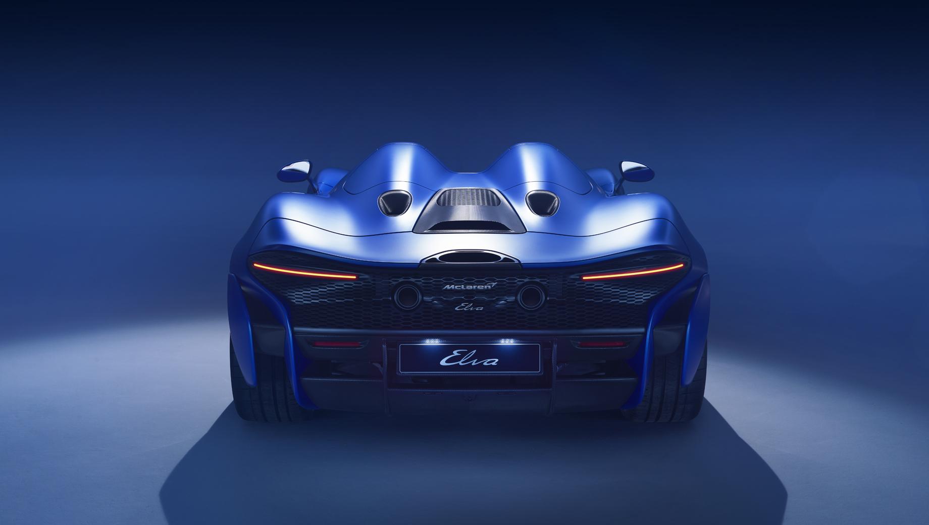Баркетта McLaren Elva станет ещё более эксклюзивной