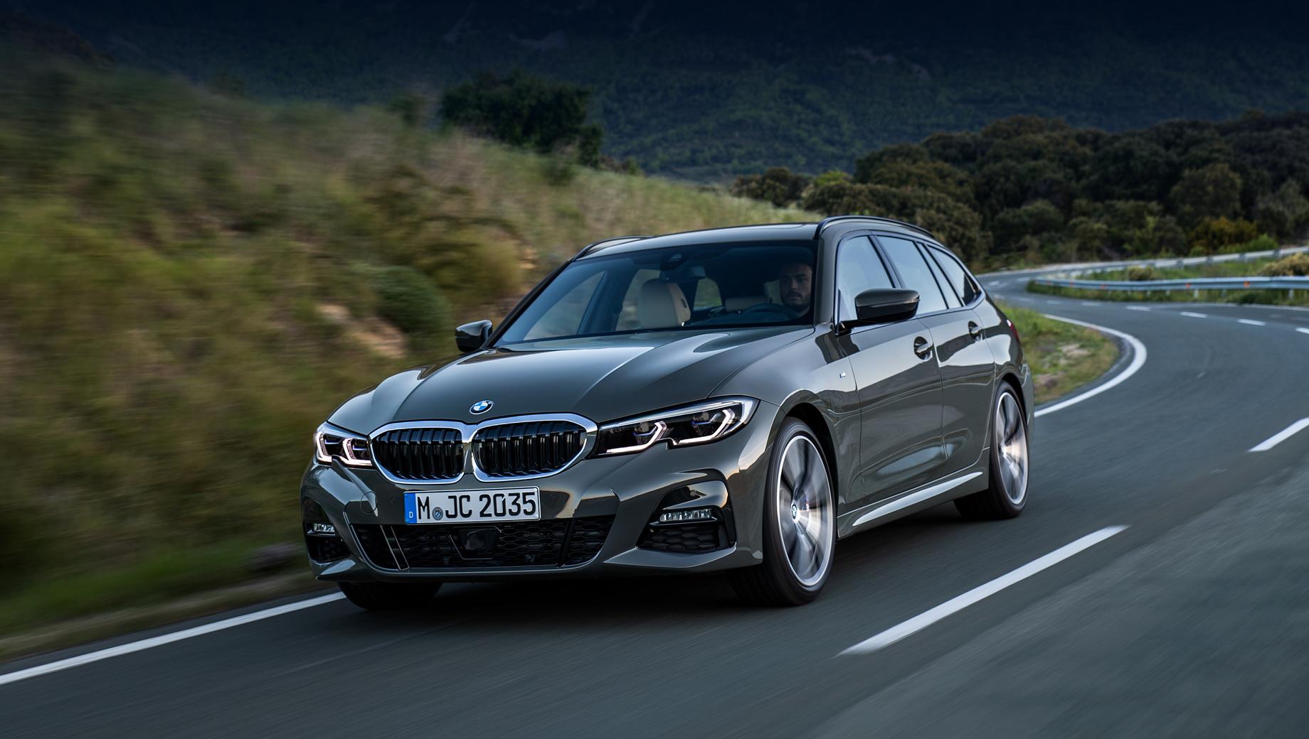 На нескольких BMW появились новые двигатели и электроника