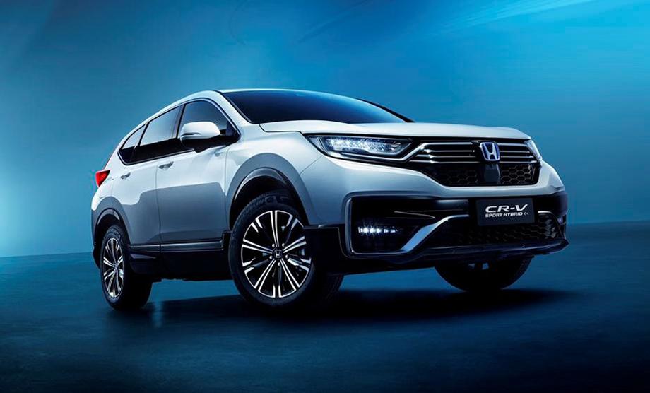 Honda SUV e: привела нашоу электрифицированные модели