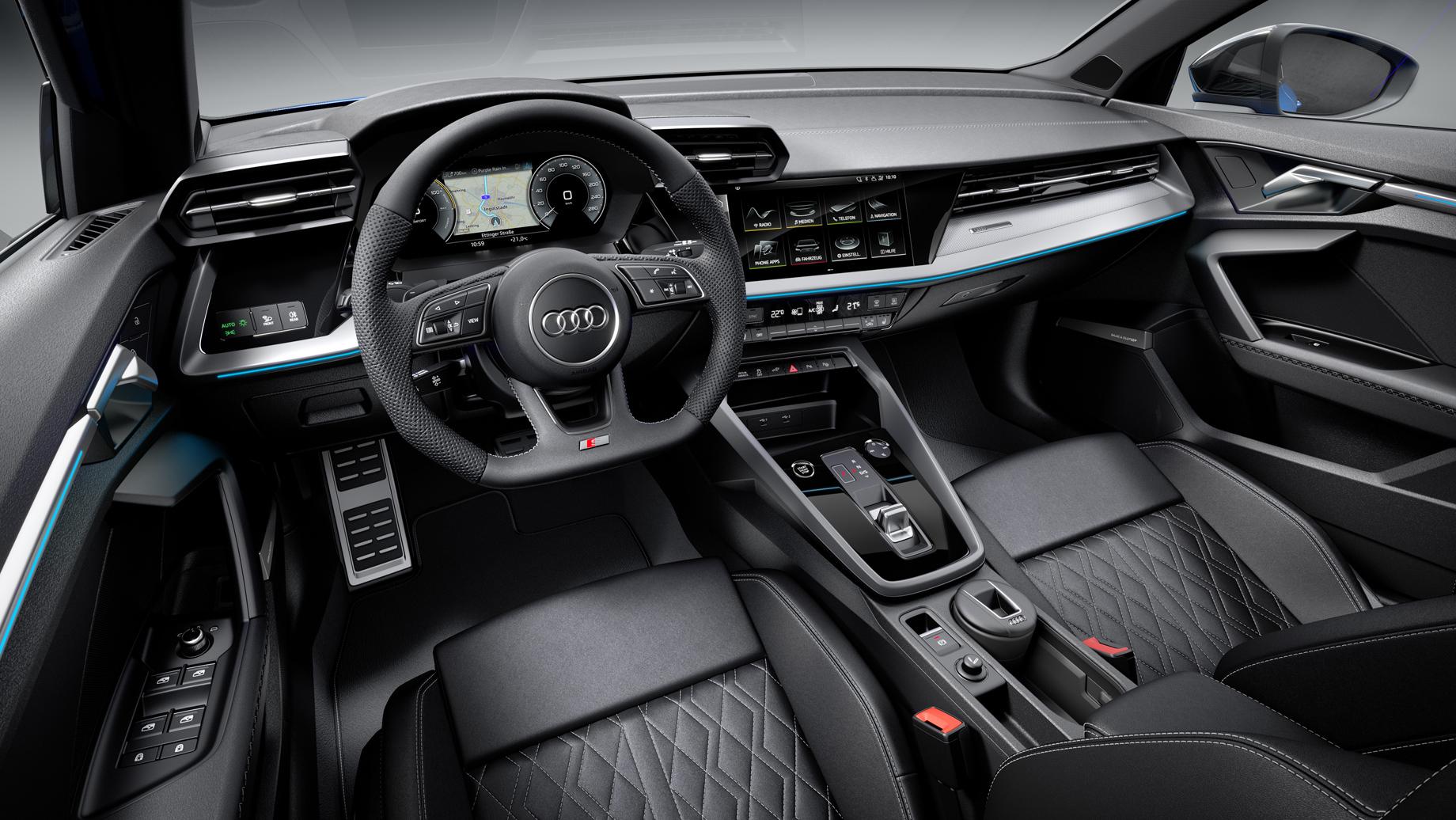 Audi A3 40 TFSI e превзошла предшественницу впробеге