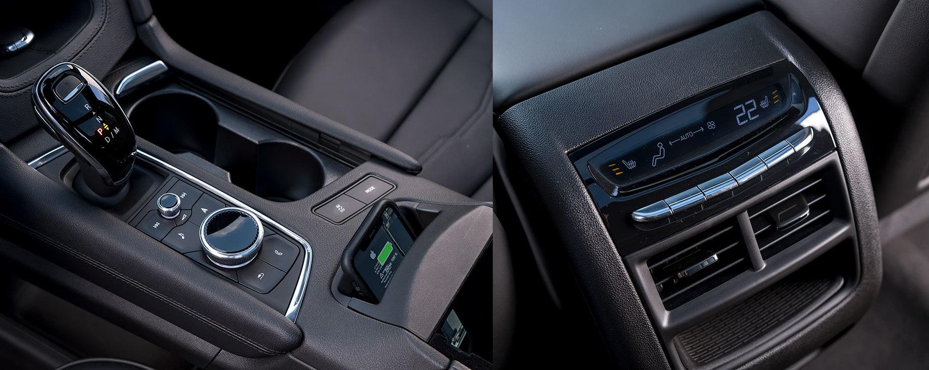 """Заново открываем для себя Cadillac XT5 после перевода на наддув: кожаный салон входит в""""базу"""""""