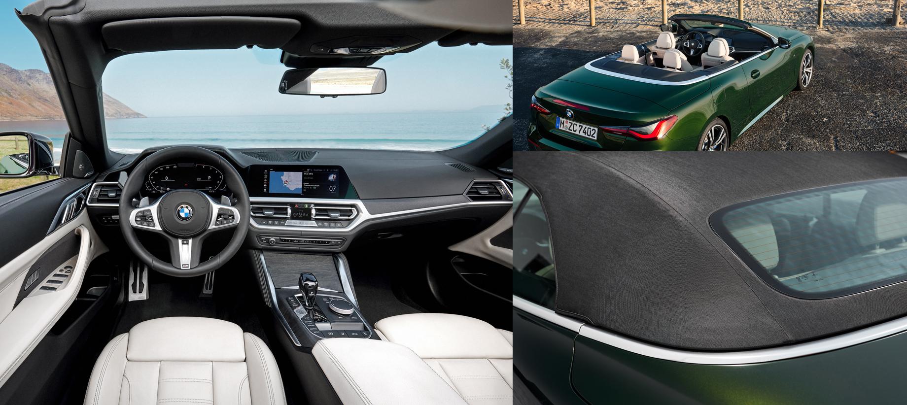 Кабриолет BMW четвёртой серии появится вРоссии весной