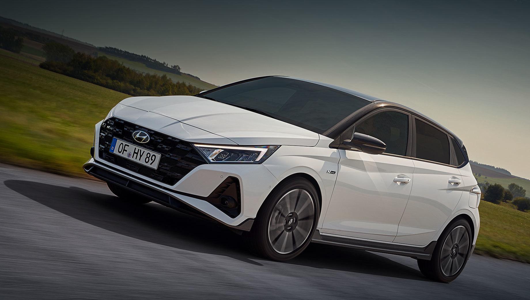 Hyundai i20 N Line стартует в Европе весной 2021 года