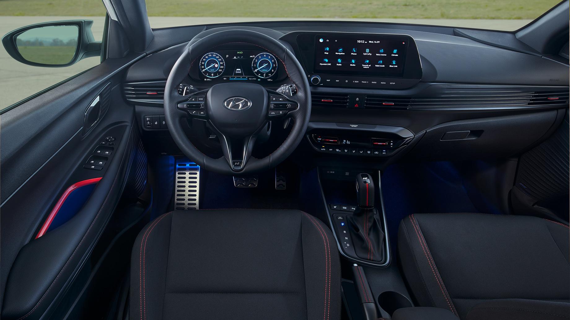 Hyundai i20 N Line стартует вЕвропе весной 2021 года