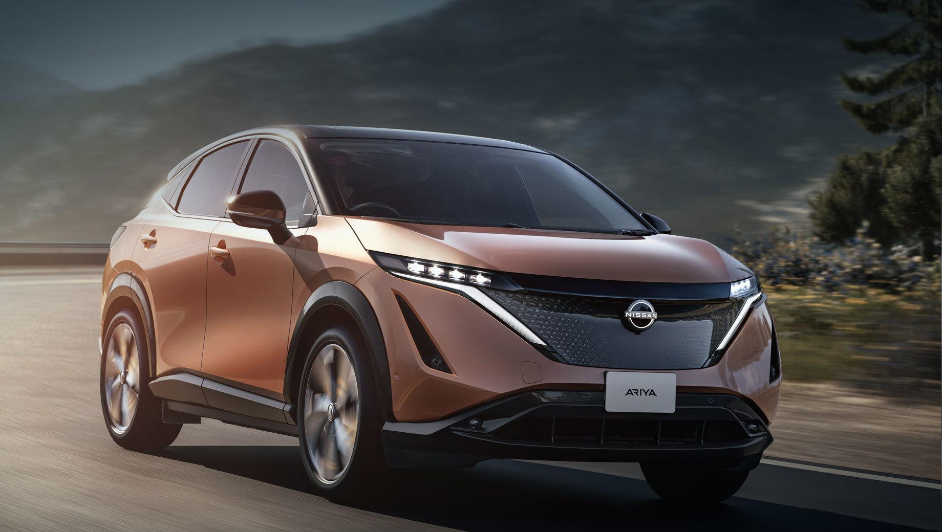 Nissan включил Европу и Россию в новый регион AMIEO
