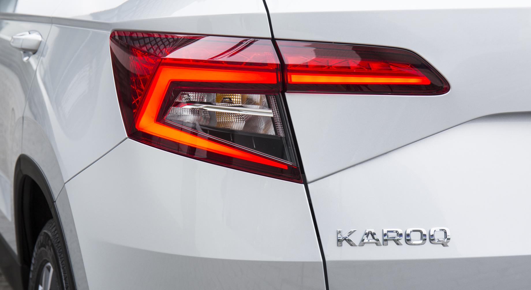 В продаже появилась Skoda Karoq смотором 1.6 и«механикой»