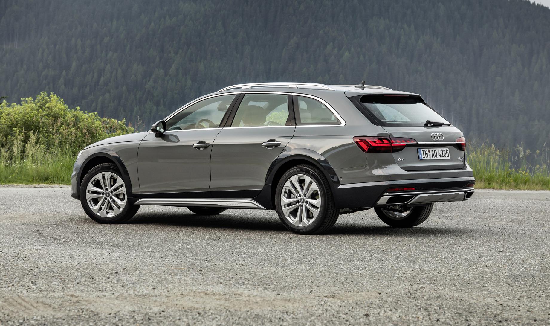 Семейства Audi A4 иA5 синхронно обновились вРоссии