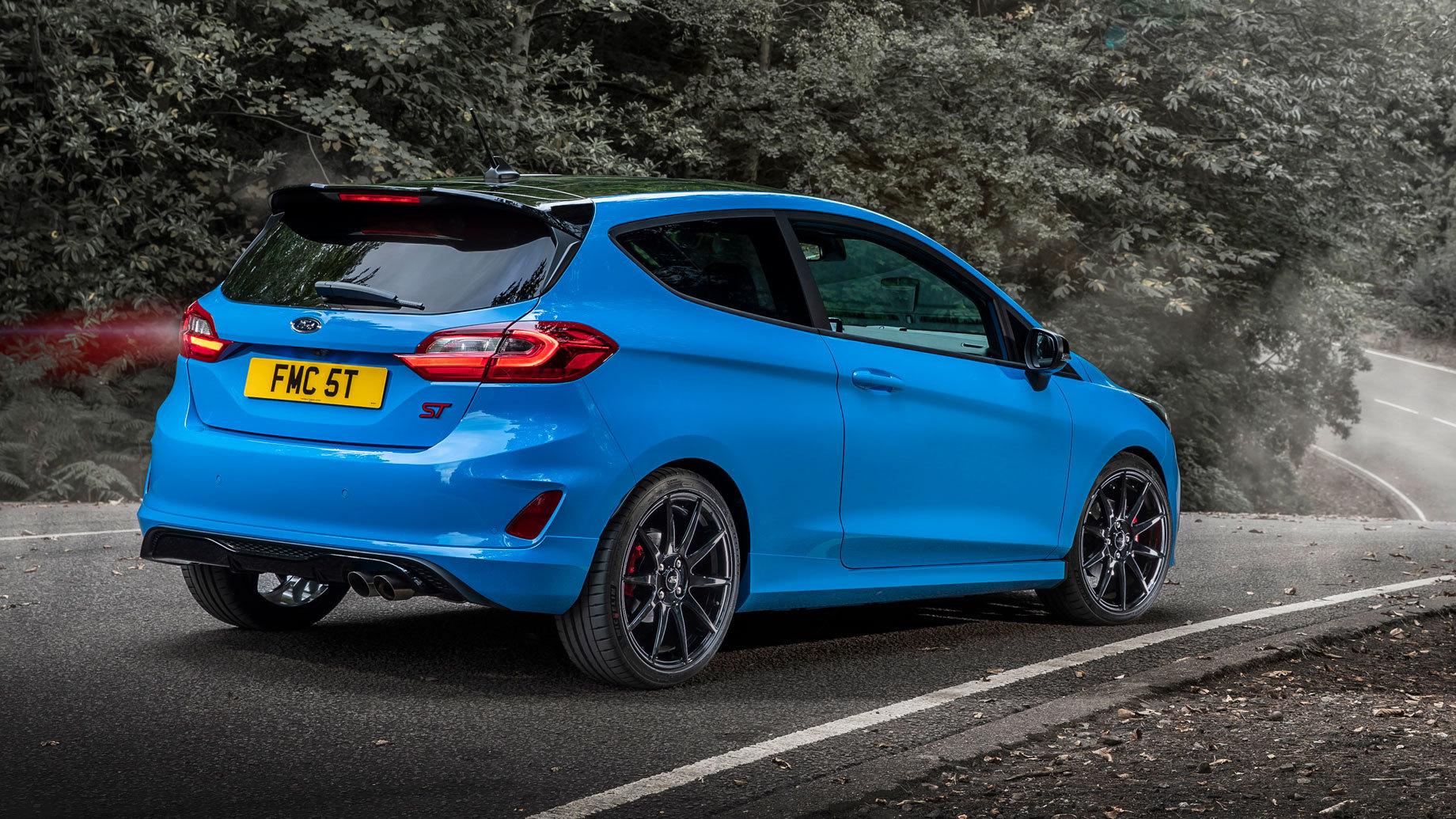 Ford Fiesta ST Edition предложил ручную настройку подвески
