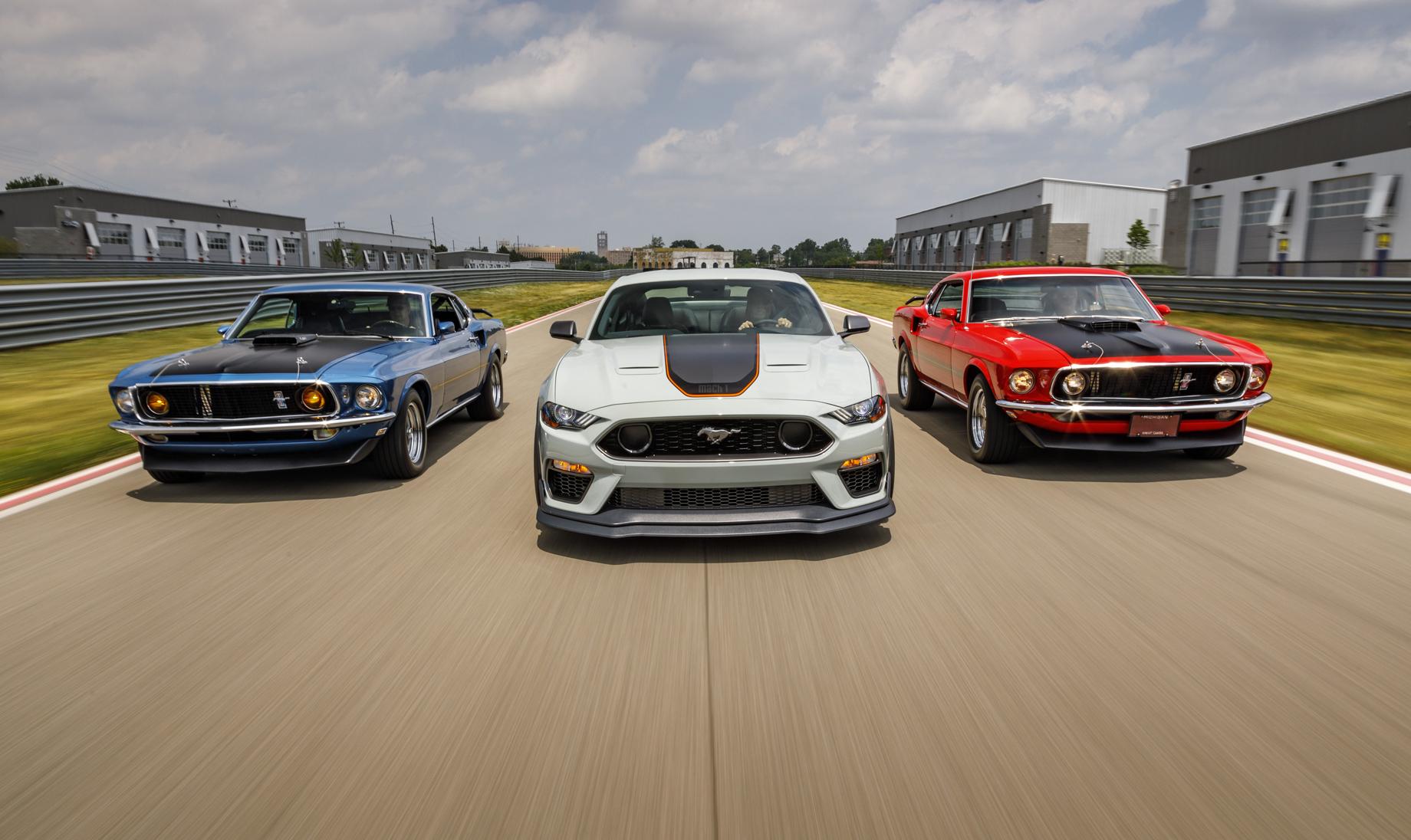 Мустанги Shelby GT350 иGT350R исчезнут вследующем году