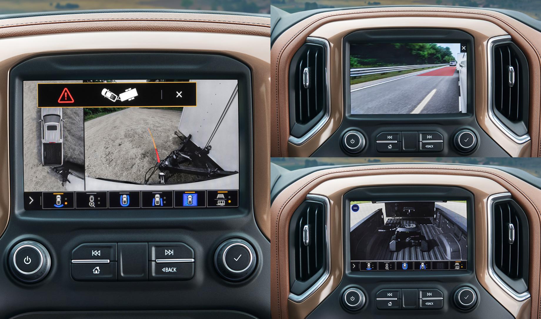 Chevrolet Silverado HD нарастил массу буксируемого прицепа