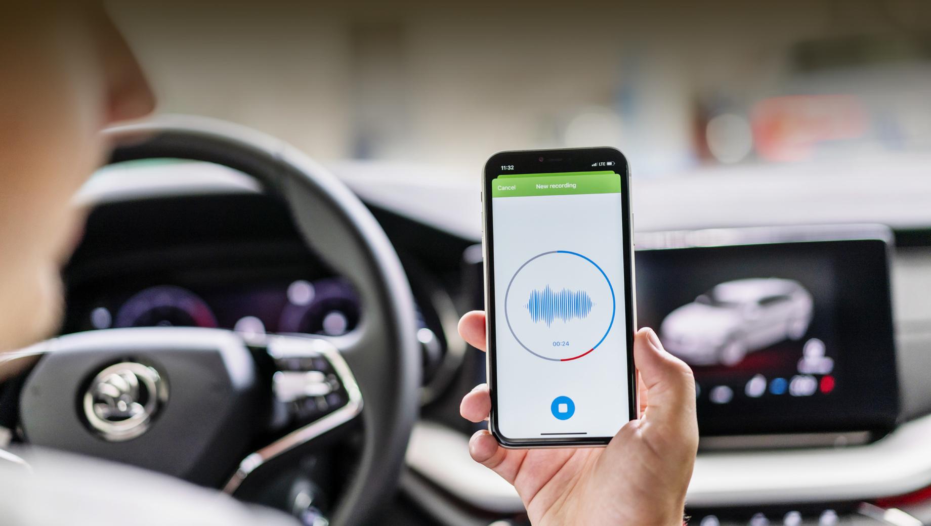 Skoda испытала приложение для выявления неисправностей на слух