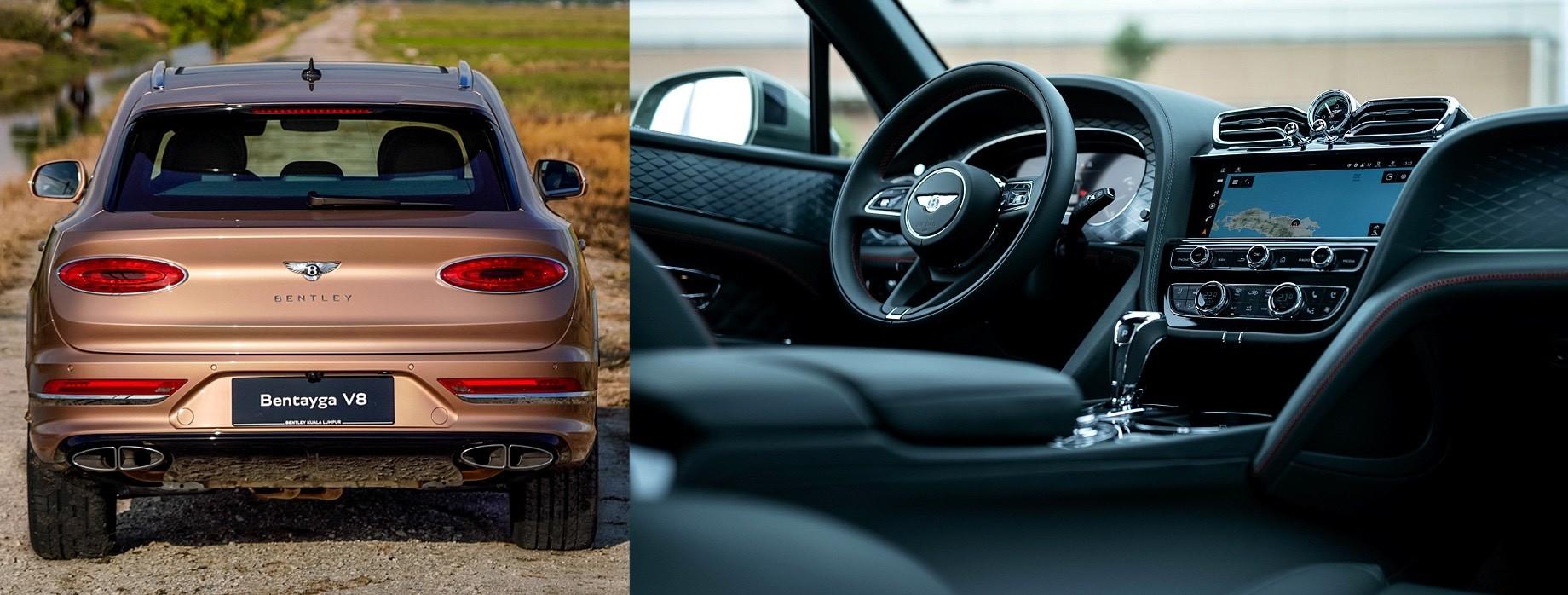 Обновлённый Bentley Bentayga обзавёлся рублёвым ценником