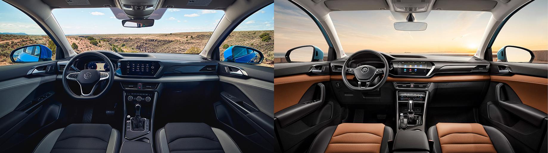 Volkswagen Taos начнёт покорять Америку летом