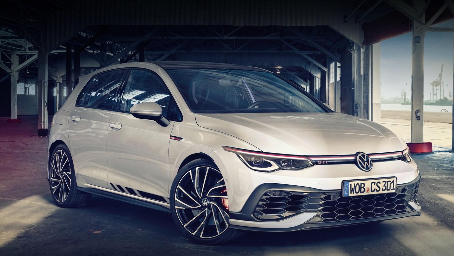 Volkswagen Golf GTI Clubsport стал заметно мощнее