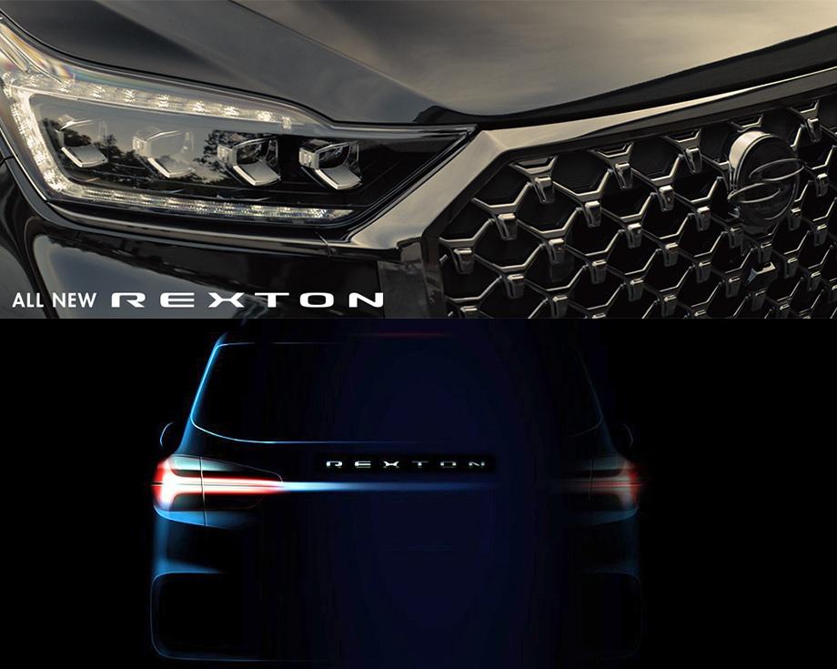 SsangYong Rexton нового поколения дебютирует вноябре