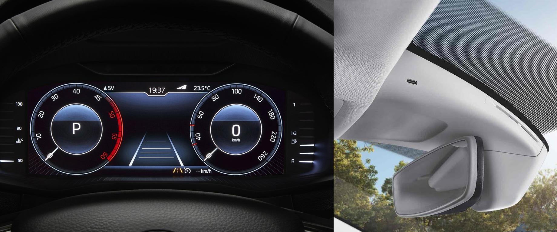 Skoda расширит оснащение трёх моделей вРоссии