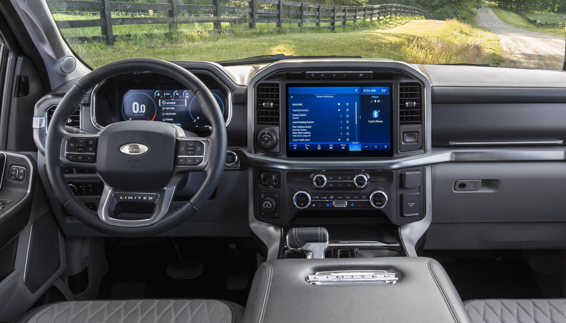 Ford F-150 вновь приютит под капотом мотор V6 EcoBoost H.O.