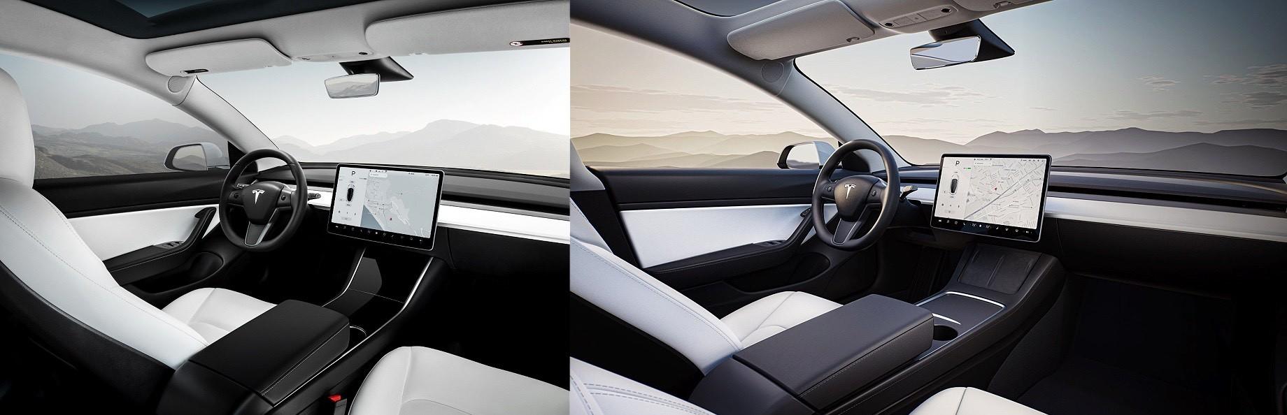 Tesla Model 3 прибавила вдинамике изапасе хода