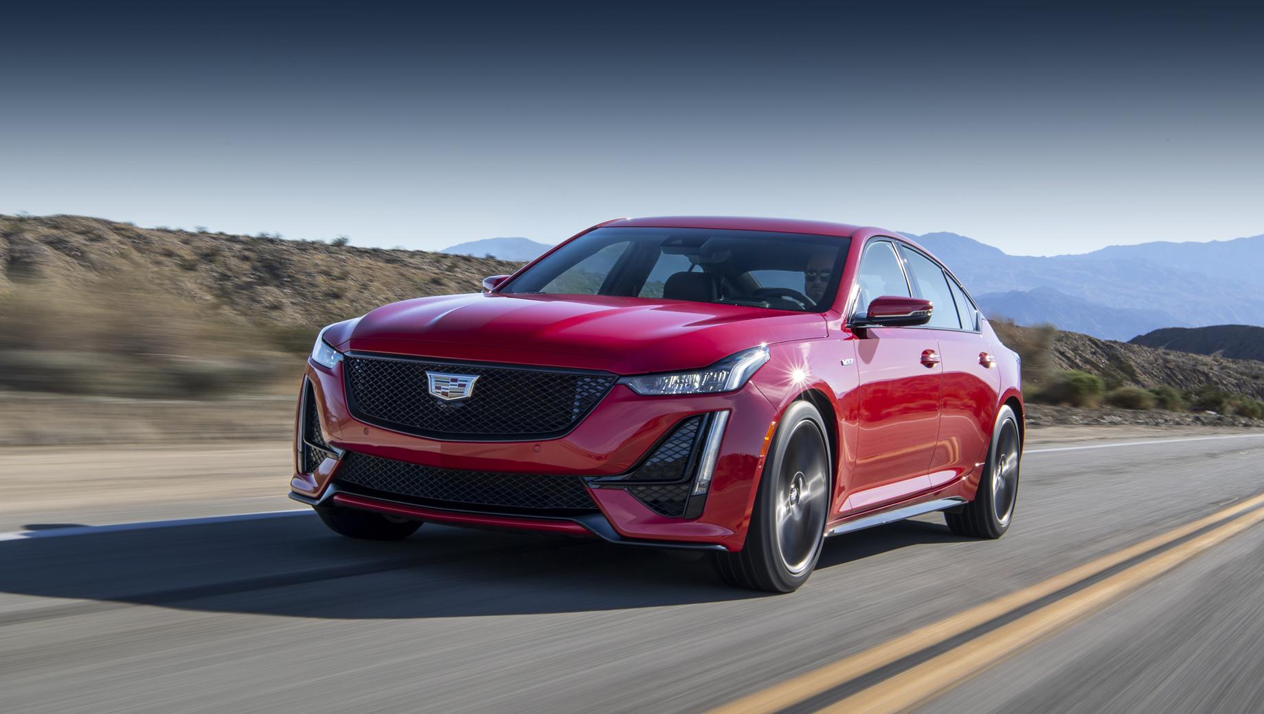 Компания Cadillac раскрыла детали подвески MagneRide 4.0