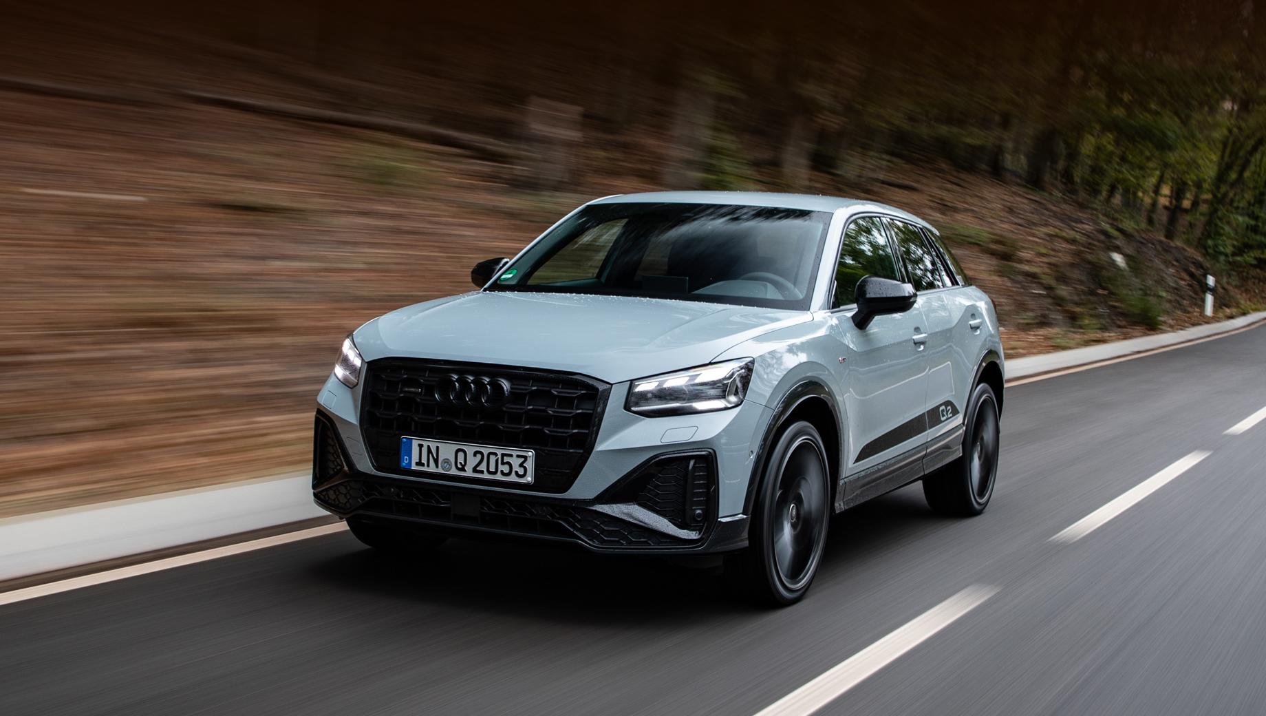 Audi q2. В Европе Q2 разбирают неплохо. В 2017-м продано 81 426 штук, в 2018-м — 78 096, в 2019-м — 78 335, а за восемь месяцев 2020-го — 37 161.