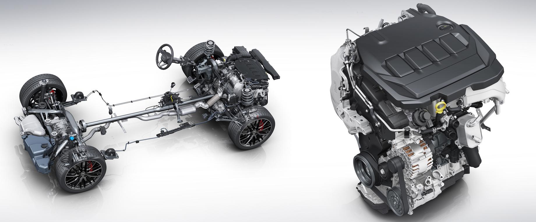 Audi Q2 обзавёлся более тяговитым ичистым дизелем
