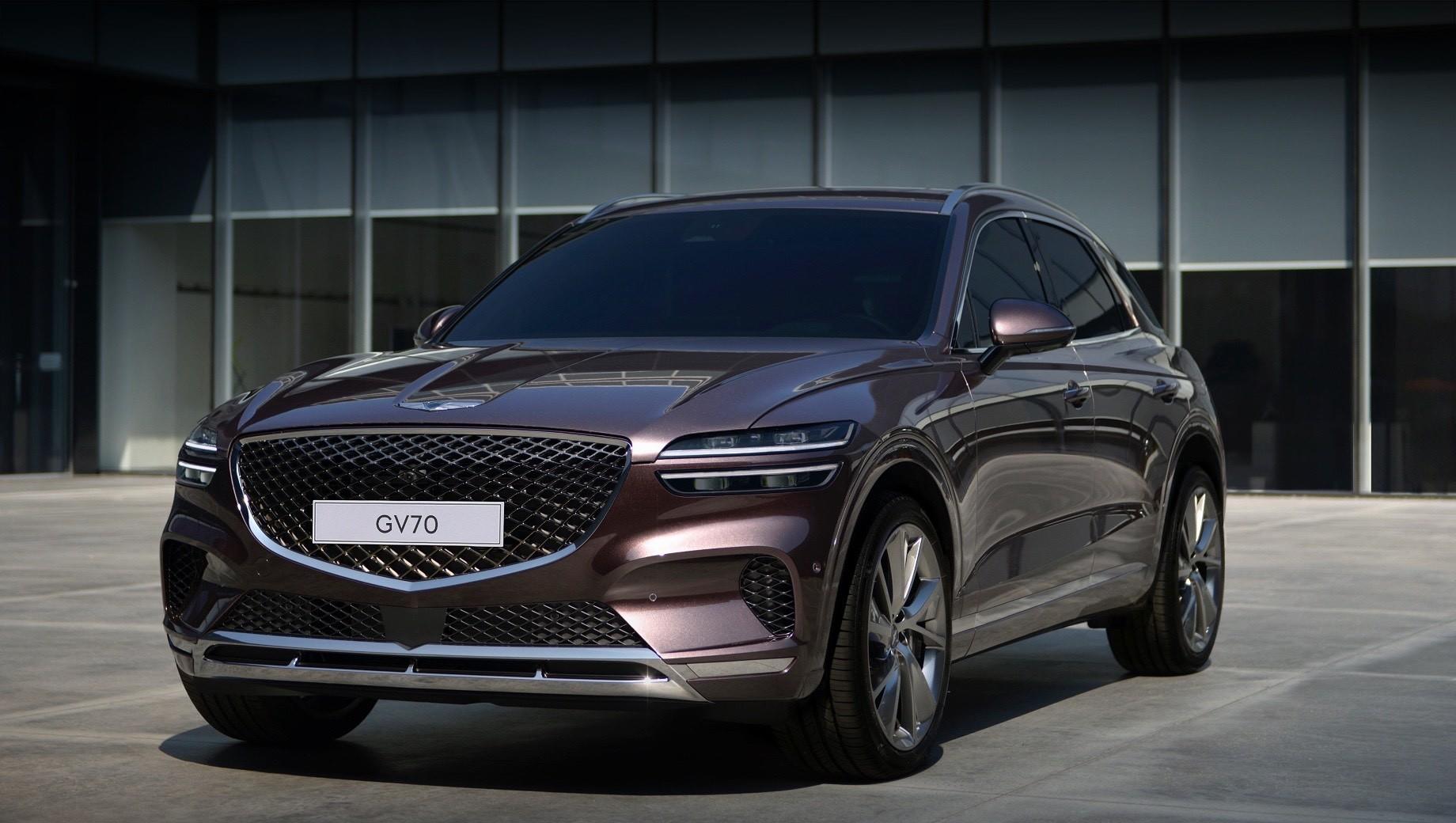 Genesis gv70. Техническую информацию раскроют до конца 2020-го. Genesis GV70 будет конкурировать с автомобилями Audi Q5, BMW X3 и Mercedes GLC. Старт продаж в Европе ожидается в первом квартале следующего года. По слухам, в Германии GV70 оценят примерно в 40 тысяч евро (3,7 млн рублей).