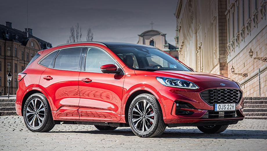 Volvo поможет Форду избежать штрафов за выбросы
