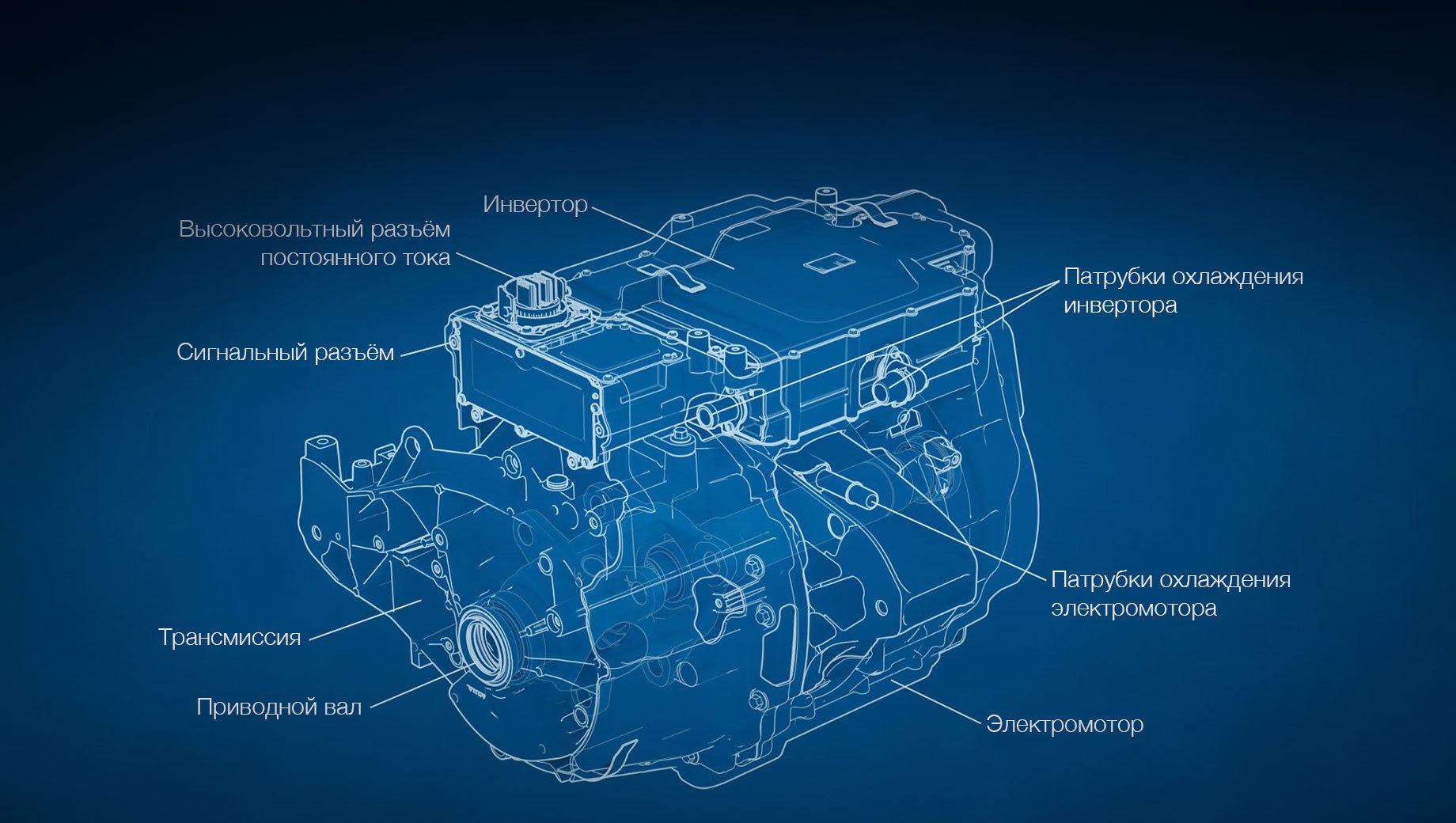 Марка Volvo сделала ставку на собственные электромоторы