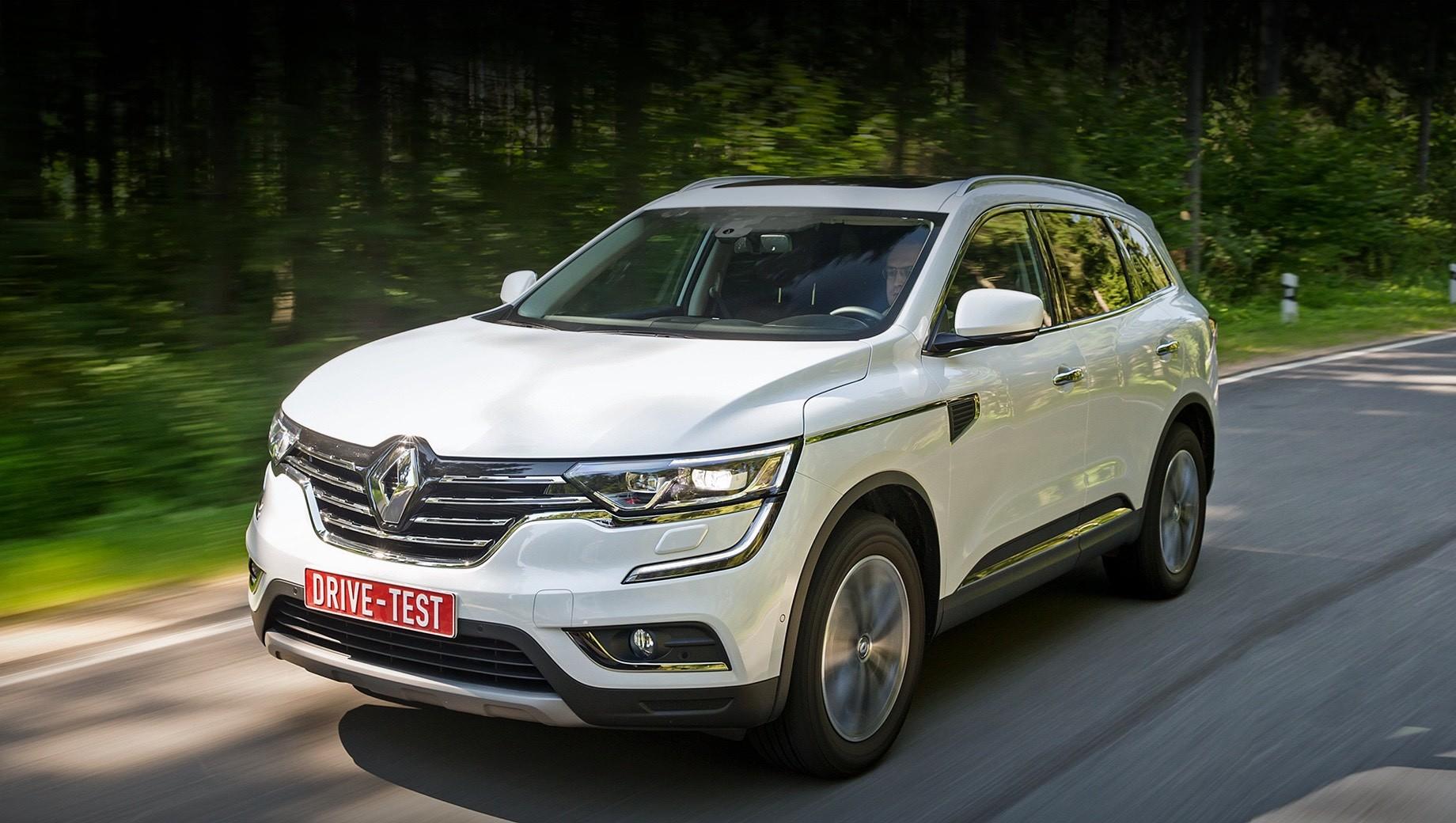 Кроссовер Renault Koleos покинул российский рынок