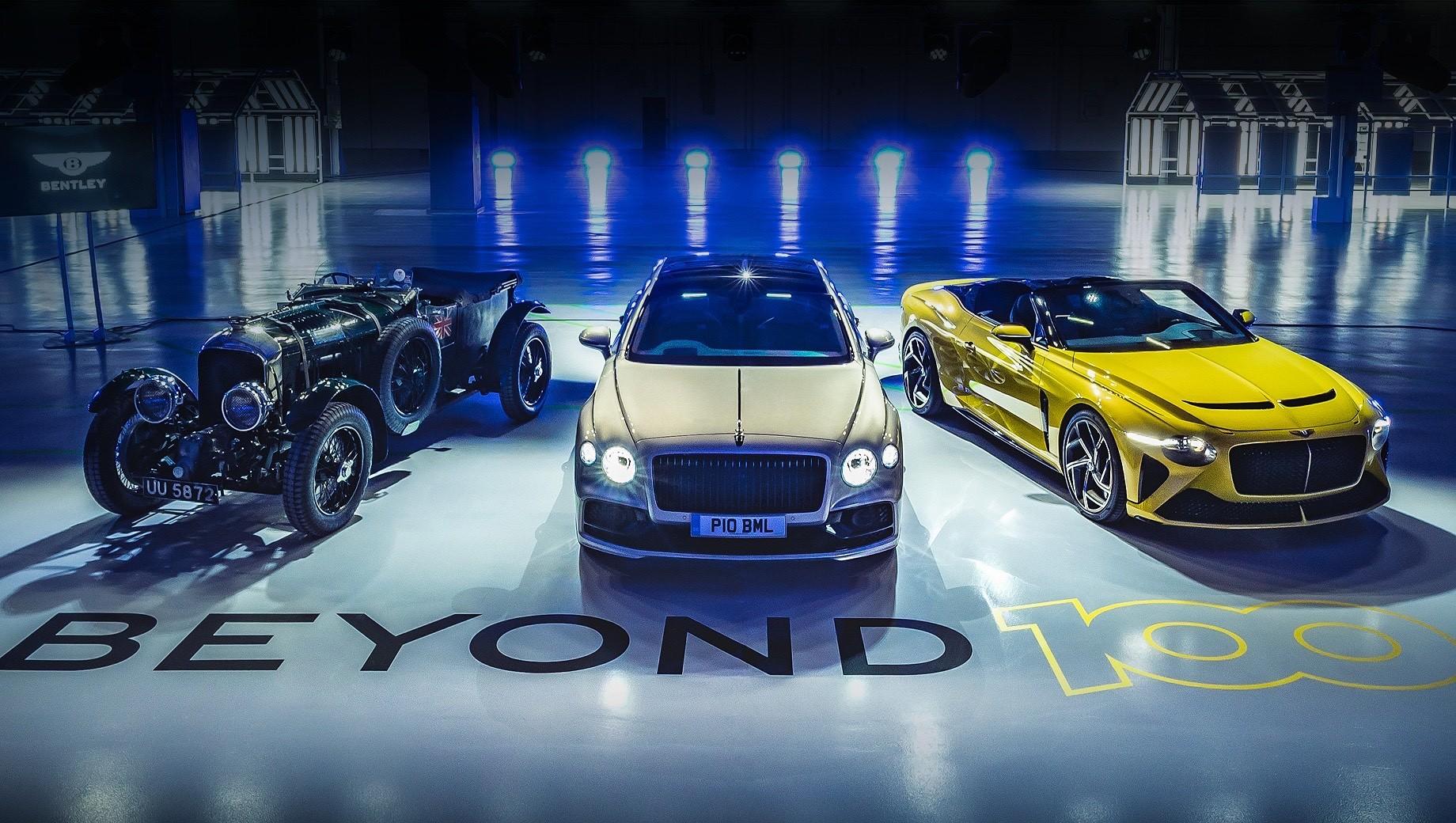 Bentley ev,Bentley mulsanne,Bentley flying spur. Прошлое, настоящее и будущее. Специалисты Bentley намерены уделять внимание не только электрификации моделей, но и развитию отделения Mulliner, которое снова будет заниматься созданием эксклюзивных автомобилей. Таких, например, как баркетта Bacalar, вышедшая тиражом 12 штук.