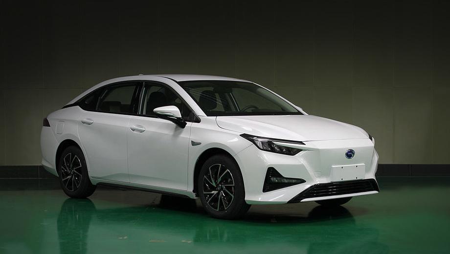 Новый электрический седан GAC EA6 оказался клоном