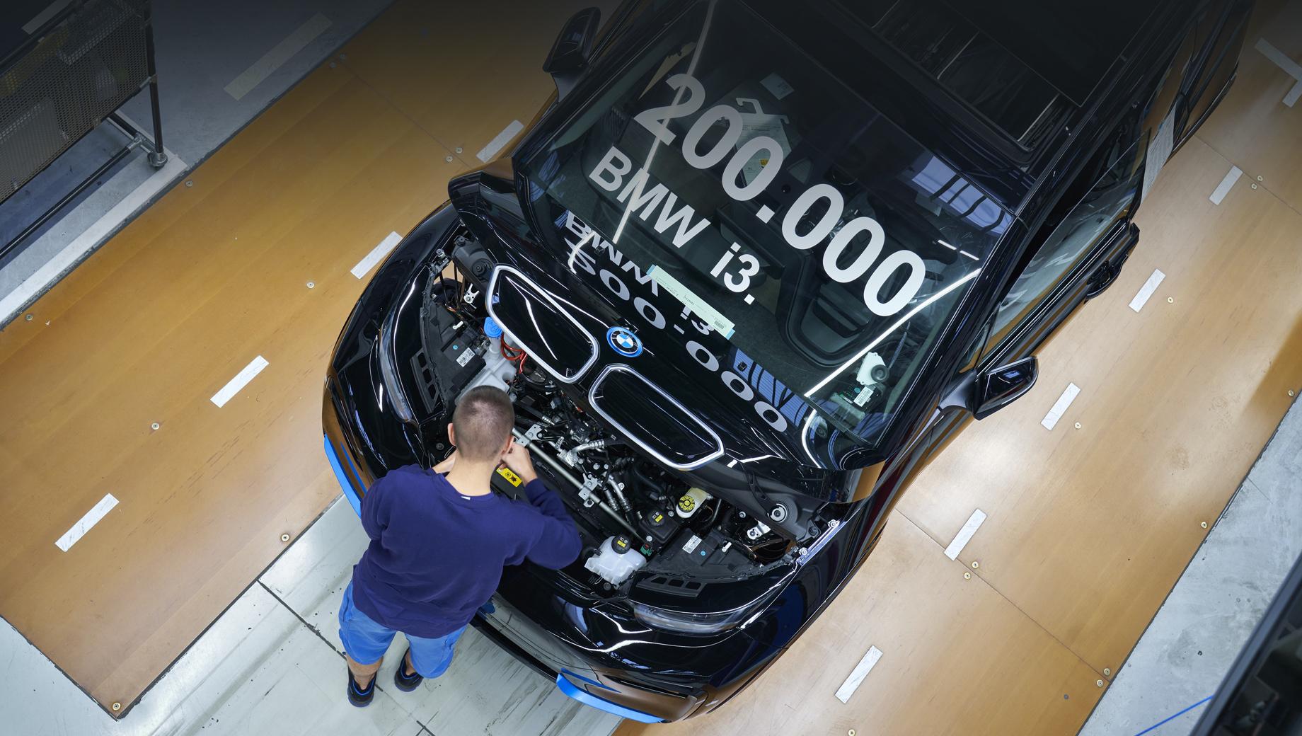 К 2025 году BMW создаст особую архитектуру для электрокаров