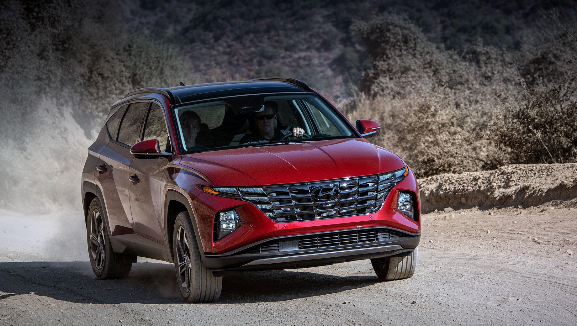 Hyundai пообещал Америке дюжину новых кроссоверов