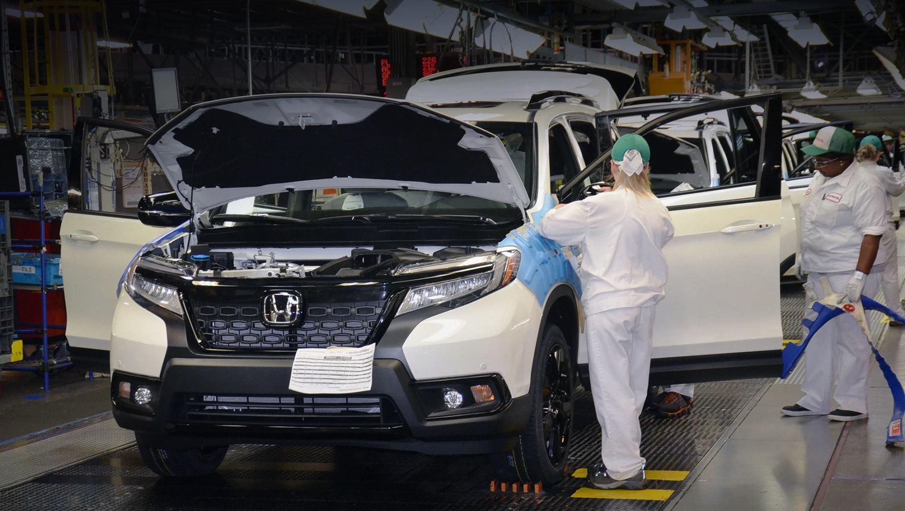 Honda консолидирует под крылом HDMA весь автобизнес в США
