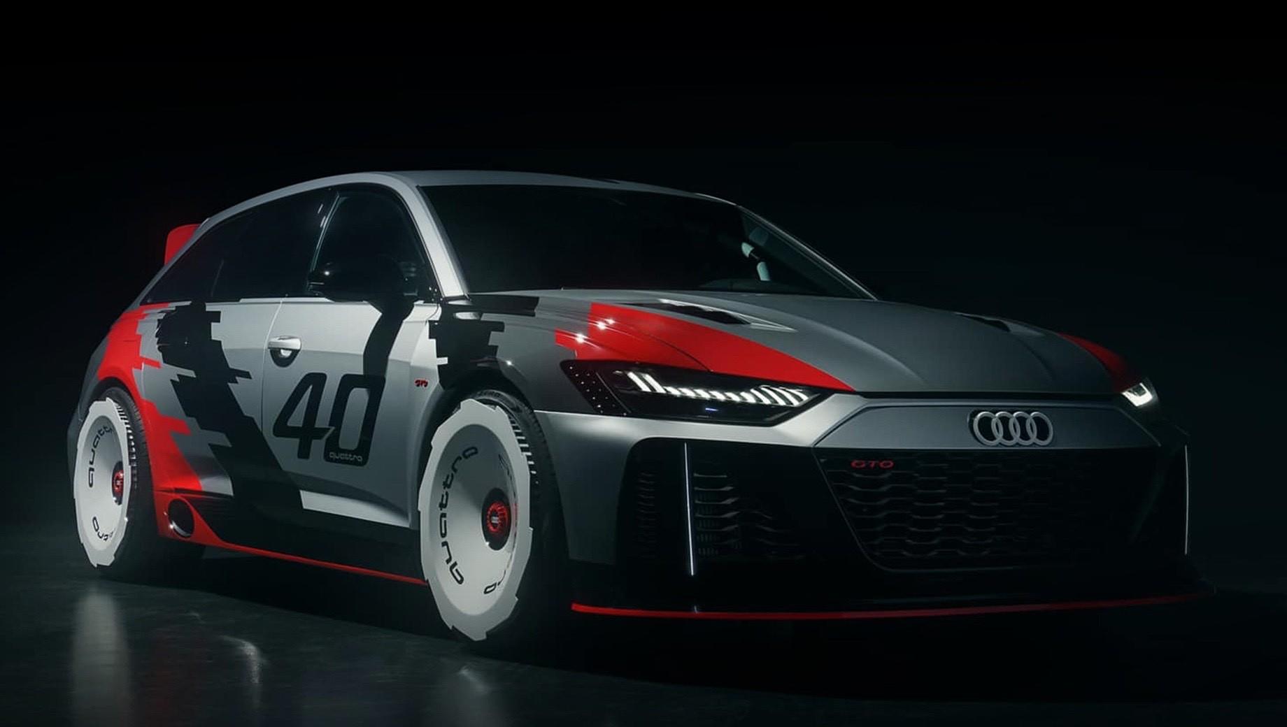 Audi RS 6 GTO напомнит о достижениях отделения quattro в США