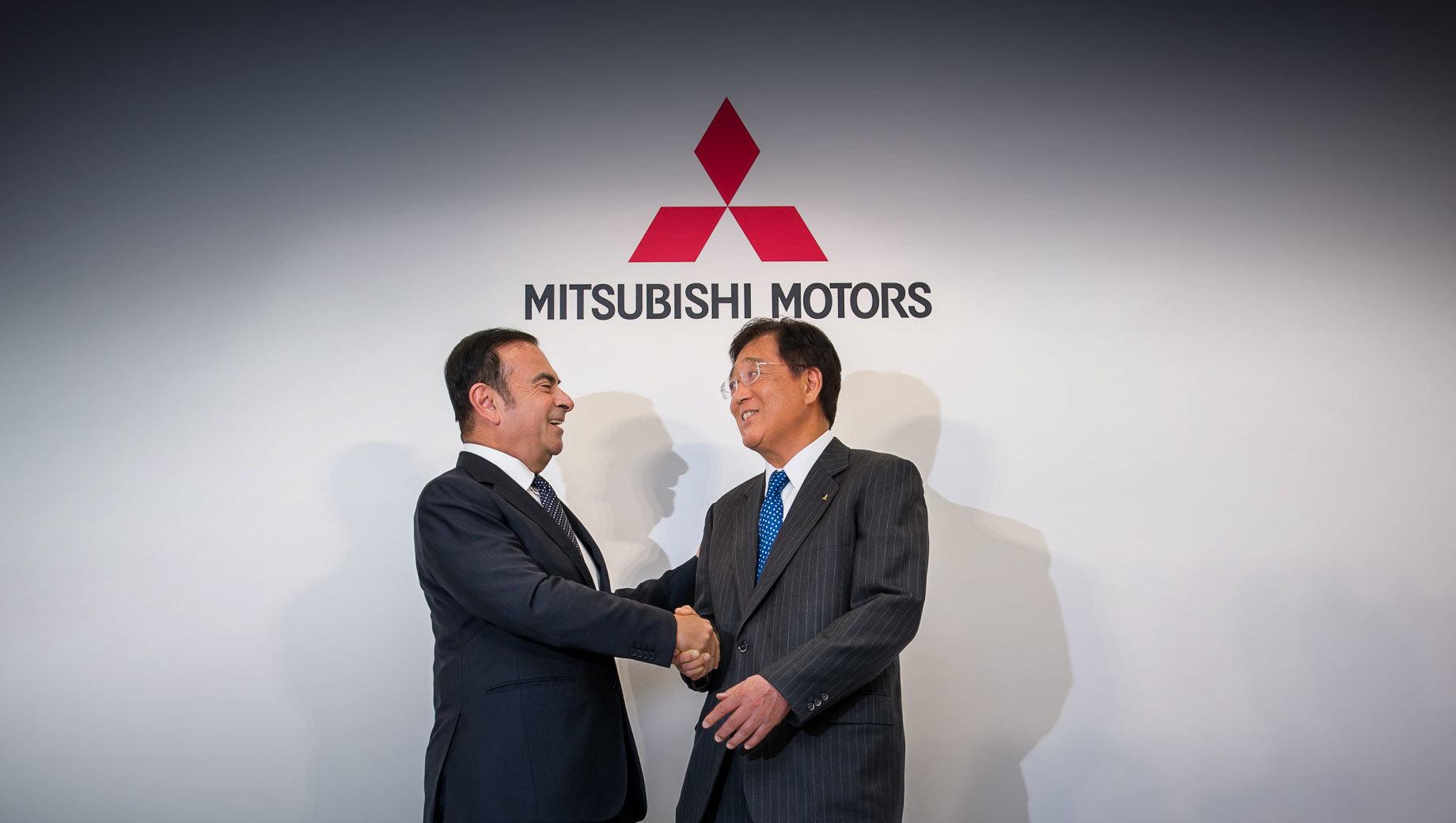 Nissan задумался о продаже своей доли в Mitsubishi Motors