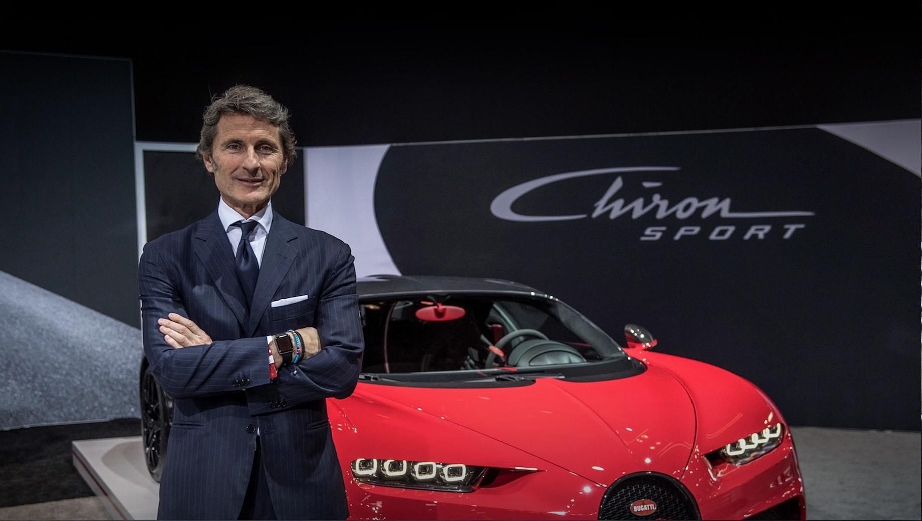 Дополнено: Стефан Винкельман снова возглавит Lamborghini