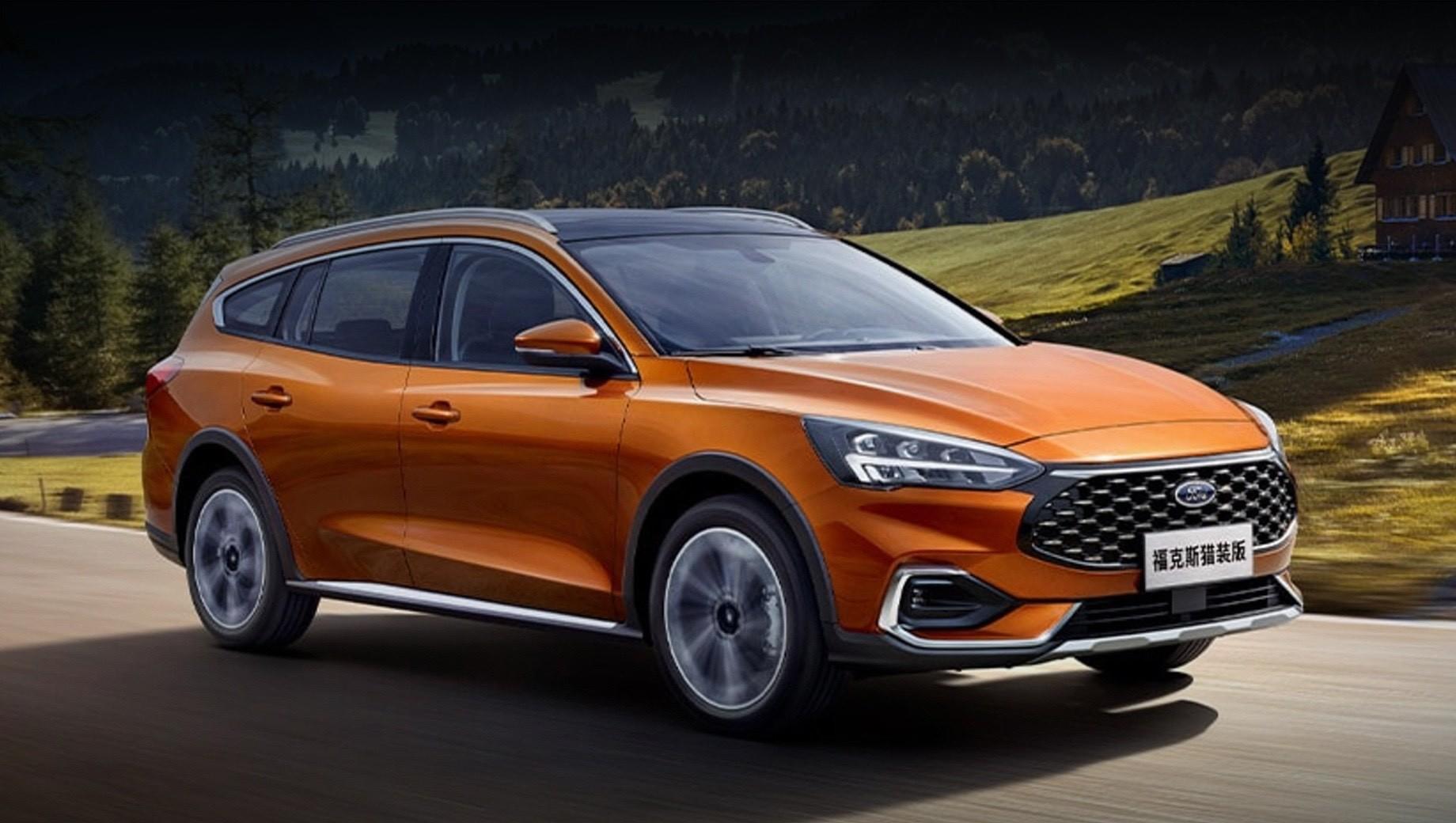 Ford focus,Ford focus travel,Ford focus active wagon. Производство обновлённых Фокусов в Китае уже началось на совместном предприятии Ford Changan. Продажи стартуют до конца года, а цены в зависимости от типа кузова и комплектации варьируются от 108 800 до 153 800 юаней (от 1,3 до 1,8 млн рублей).