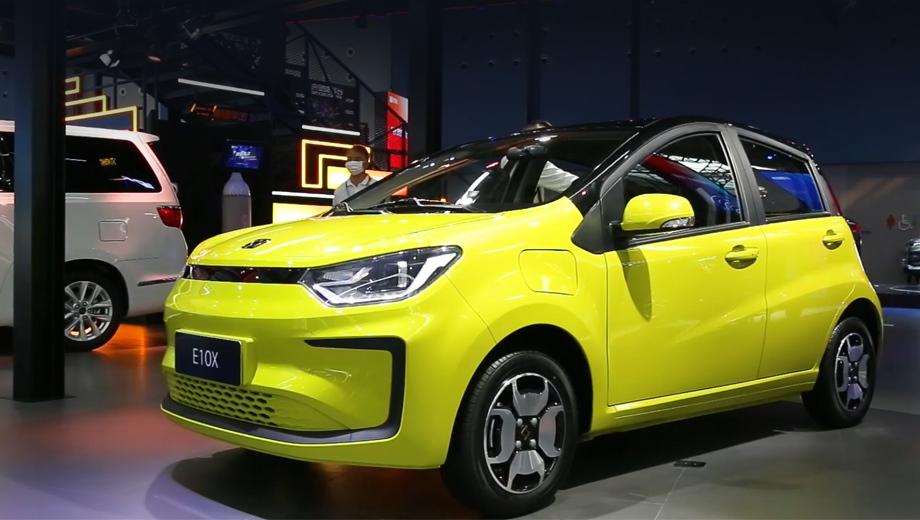 Субкомпакт Sol E10X выйдет на домашний рынок весной