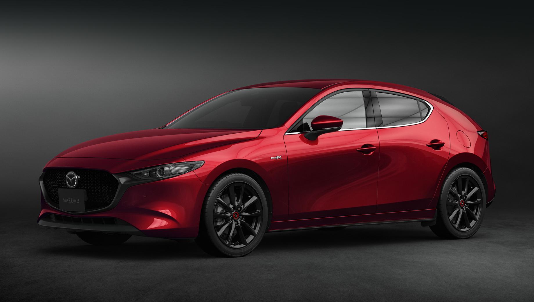 Mazda 3. Помимо прочего, компания выпустила специальное издание «трёшки», отмечающее и столетний юбилей марки, и награду 2020 World Car Design of the Year.