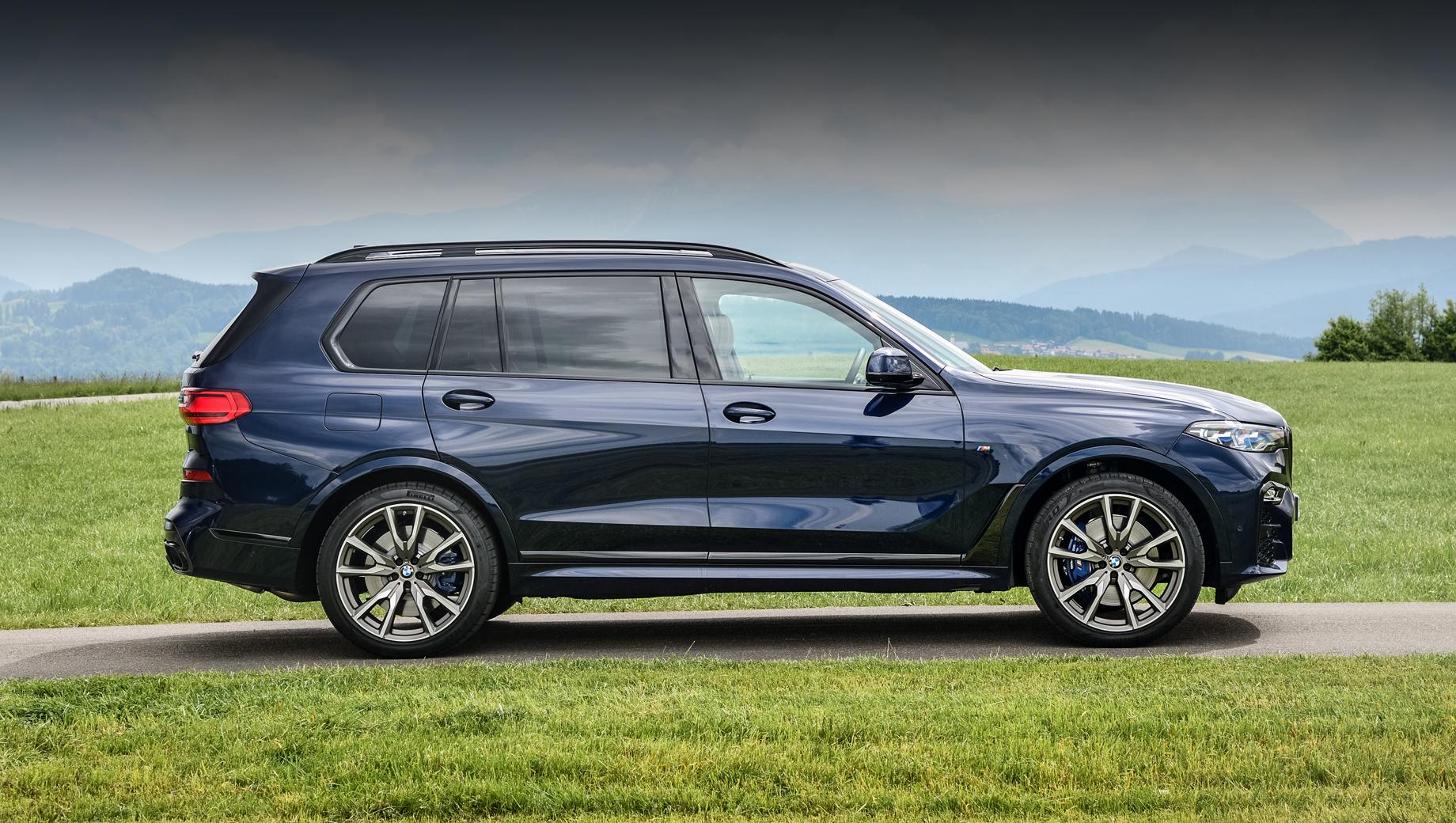 Дефектная сварка привела к отзыву кроссоверов BMW X5, X6 и X7