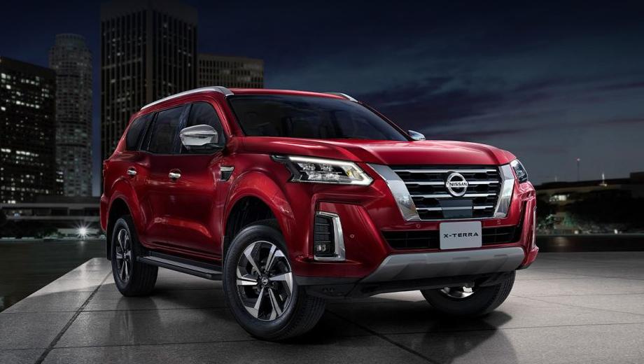 Nissan X-Terra вернул в строй давно не использовавшееся имя